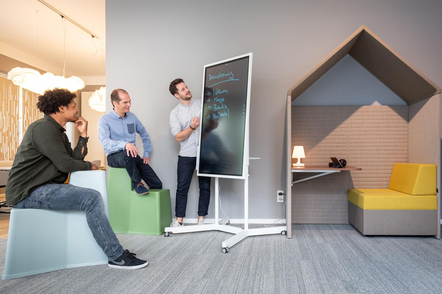 CoWorkingplanung   Bürowerk Nordhorn